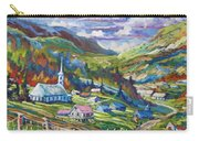 Charlevoix Inspiration Carry-all Pouch