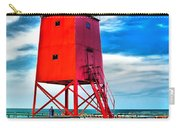 Charlevoix South Pier Light Carry-all Pouch