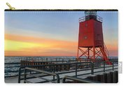 Charlevoix South Pier Lightstation Carry-all Pouch