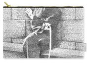 Charlie Chaplin In His Own Words Carry-all Pouch
