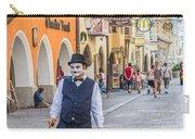 Charlie Chaplin In Innsbruck Carry-all Pouch