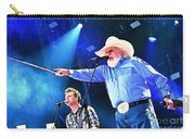 Charlie Daniels On Stage Carry-all Pouch