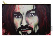 Charlie Manson Carry-all Pouch