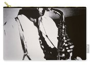 Charlie Parker Carry-all Pouch by American School