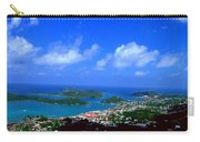 Charlotte Amalie St. Thomas Carry-all Pouch