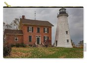 Charlotte-genesee Lighthouse Carry-all Pouch