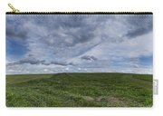 Charlotte Vermont Hay Field Farm Grass Carry-all Pouch