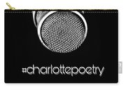 #charlottepoetry Photo Poster Art Carry-all Pouch