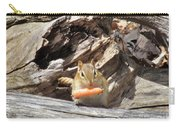 Charming Chipmunk Carry-all Pouch