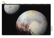 Charon And Pluto Enhanced Carry-all Pouch