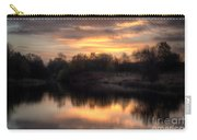 Chasewater Sunrise Carry-all Pouch