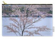 Chasing Blossoms Carry-all Pouch
