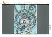 Chasing The Dragon Carry-all Pouch