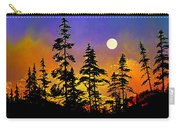 Chasing The Moon Carry-all Pouch