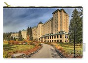 Chateau Lake Louise Panorama Carry-all Pouch