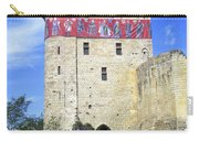 Chateau De Chinon Carry-all Pouch