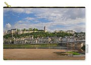 Chateau De Chinon Panorama Carry-all Pouch