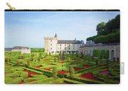 Chateau De Villandry, Loire, France Carry-all Pouch