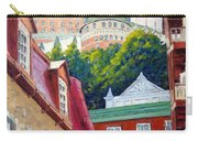 Chateau Frontenac 02 Carry-all Pouch