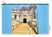 Chateau Saumur, A Long Way Up Carry-all Pouch