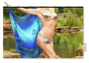 Chattahoochee Meditation Dance Carry-all Pouch