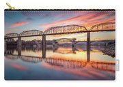 Chattanooga Sunset 5 Carry-all Pouch