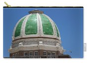 Chaves County Courthouse Green Terracotta Dome Carry-all Pouch