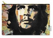 Che Guevara Revolution Gold Carry-all Pouch