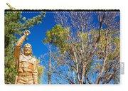 Che Guevara Statue In La Higuera Carry-all Pouch
