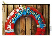 Cheap Thrills-digital Carry-all Pouch