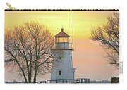Cheboygan Harbor Light 2 Carry-all Pouch