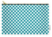 Checkerboard Carry-all Pouch