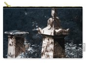 Checkmate Carry-all Pouch by Helga Novelli