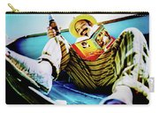 Cheech Marin In Boat Carry-all Pouch