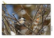 Cheeky Chickadee Carry-all Pouch