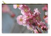 Cheerful Cherry Blossoms Carry-all Pouch