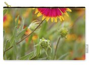 Cheerful Greeting Carry-all Pouch