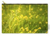 Cheery Buttercups Carry-all Pouch