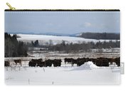 Cheese Makers With A View Carry-all Pouch