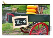 Cheese On A Wagon Carry-all Pouch