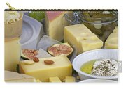Cheese Plate Carry-all Pouch