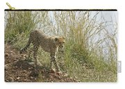 Cheetah Exploration Carry-all Pouch