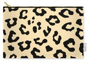 Cheetah Fur Carry-all Pouch