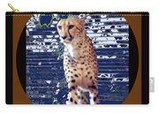 Cheetah Lean And Mean Carry-all Pouch