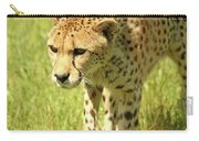 Cheetah The Fastest Land Animal Carry-all Pouch