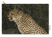 Cheetah Watching Carry-all Pouch