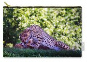 Cheetahs In Love Carry-all Pouch