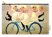 Chefs On A Bike Carry-all Pouch