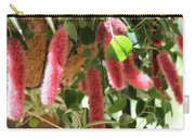 Chenille Caterpillar Plant Carry-all Pouch