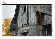Chequamegon National Forest Barn Portrait Carry-all Pouch
